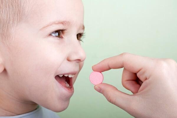 Витамины с селеном для детей