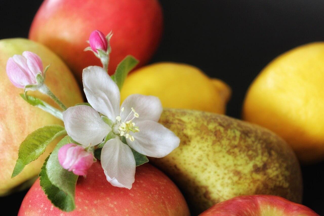 Витамины для волос в продуктах питания