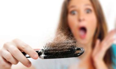Потеря волос не считается патологией