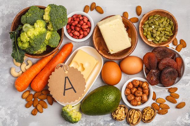 Пищевые источники ретинола