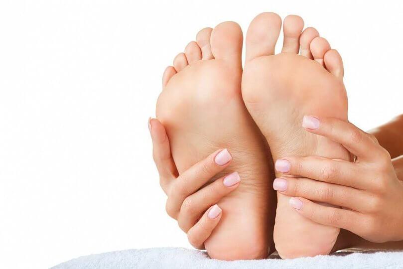 Потоотделение на ногах